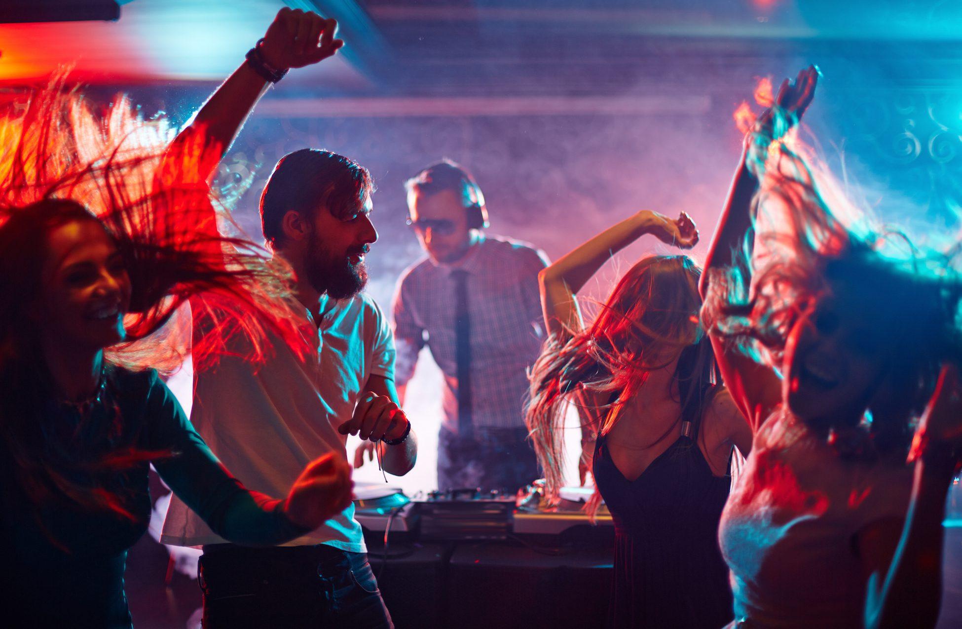 DJ till Företagsevent & Personalfest