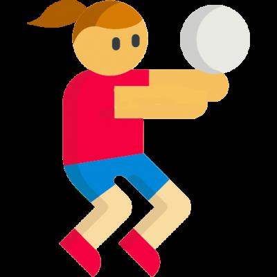 Volleyboll Meddelande