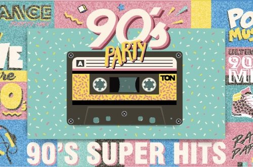 90 talsfest - 30-års fest tips