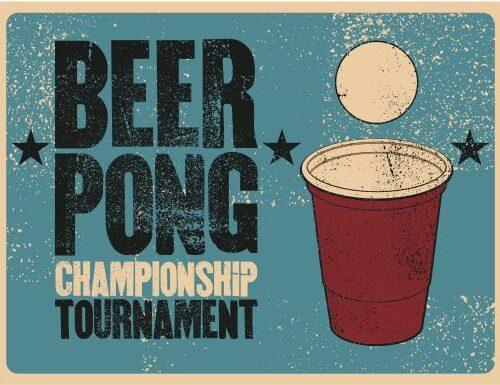 Beer Pong - 30-års fest tips