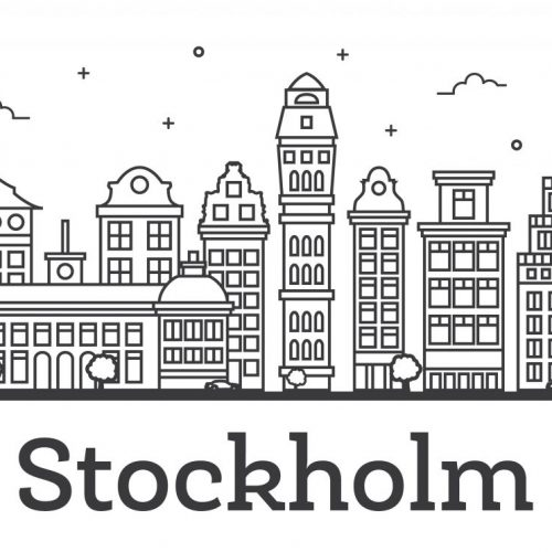 Stockholm Sweden City - 30-års fest tips