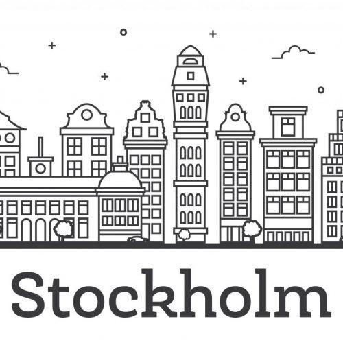 Stockholm Sweden City - 30-års fest tips